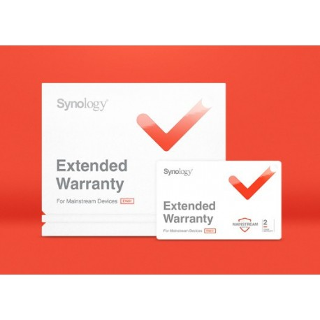 SYNOLOGY Extended Warranty
