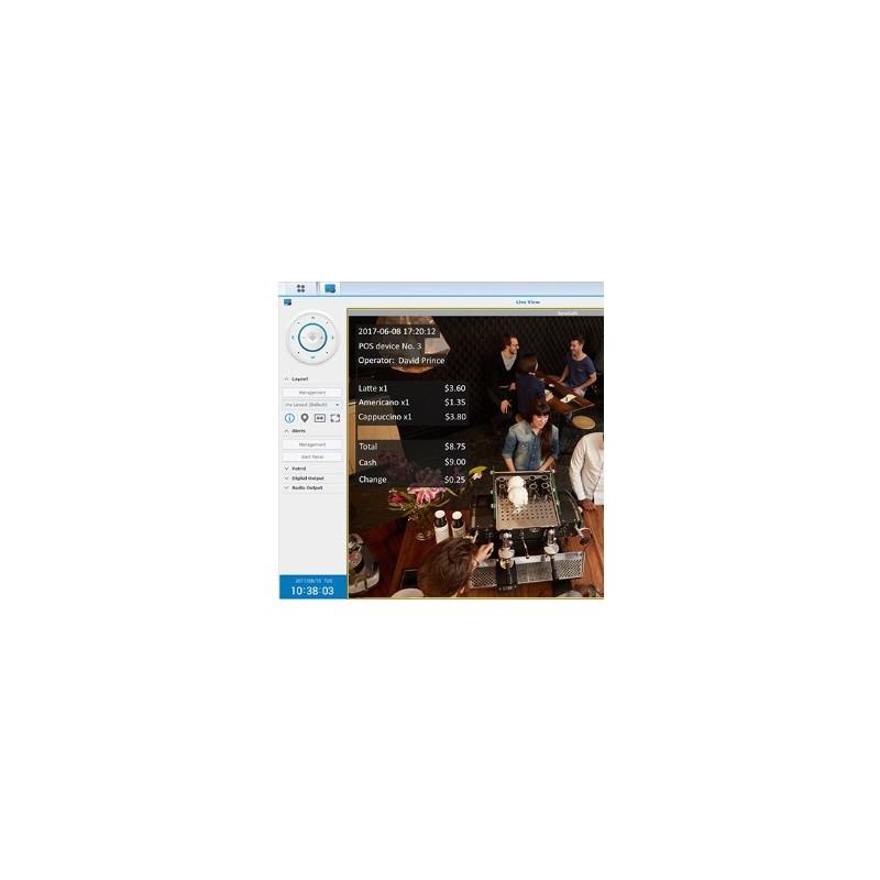 SURVEILLANCE STATION 8.0 Archiviazione flessibile delle registrazioni
