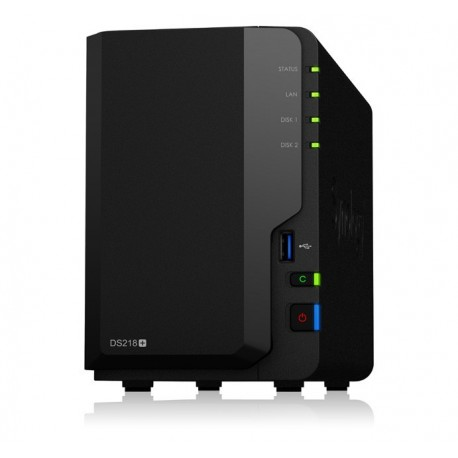 Synology DS218 ----- IN ARRIVO 19-12