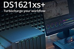 Synology presenta DiskStation DS1621xs