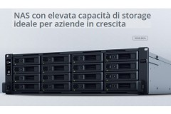 SYNOLOGY PRESENTA RACKSTATION RS2818RP+