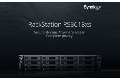 Synology® presenta RackStation RS3618XS